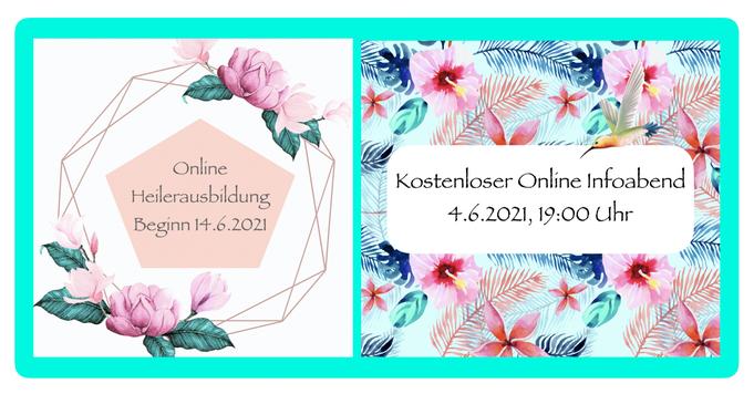 Heilerausbildung online Beginn 14.6.2021