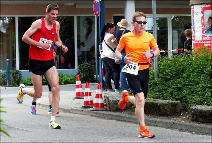 Freut sich sehr auf den Supermarathon beim Rennsteiglauf. Bildquelle: Dominic