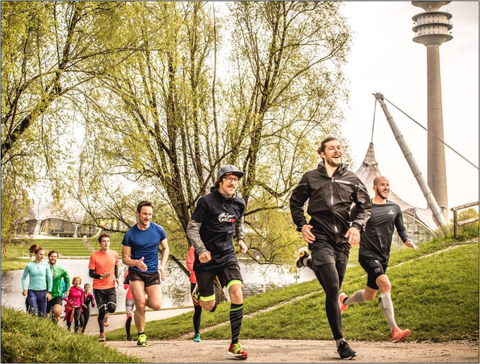 Die richtige Lauftechnik ist genauso wichtig wie das Laufen selbst. Bildquelle: WfLWR / Red Bull