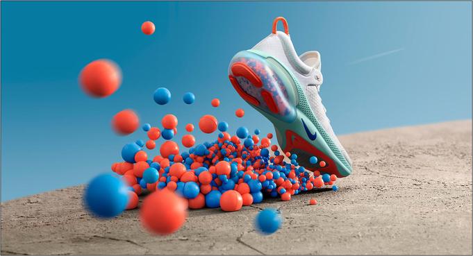 Der neue 'Nike Joyride Run Flyknit' - Bildquelle: Nike