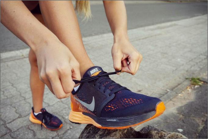 Das Laufen ist für sie ein Ausgleich zum Alltag. Bildquelle: Kathrin
