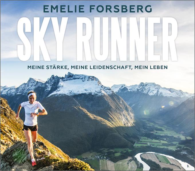 """Emelie Forsberg """"SKY RUNNER"""" - Bildquelle: Dersportverlag.de"""