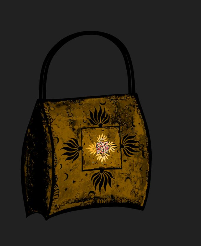 Roland Carlos, Women Handbag