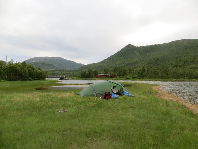 Wild campen, so wie wir es lieben!