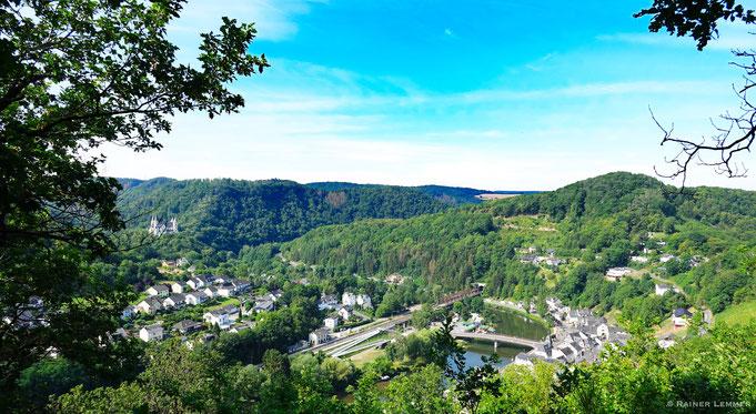 """3. Tag der """"2 x 2 Wandertage"""" des Westerwald-Verein in Obernhof"""