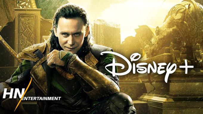 Loki - leicht angepisst, weil sein Bruder seit 39 Jahren den größeren Hammer hat.
