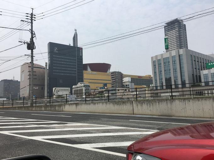 福岡県手乗りインコ小鳥販売店ペットショップミッキン 北九州市小倉北区の中心街の写真。