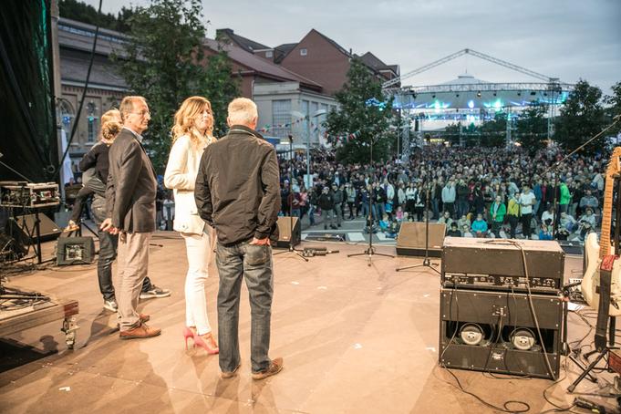 Maxi Sarwas Moderatorin und Eventmoderatorin München Journalistin Event