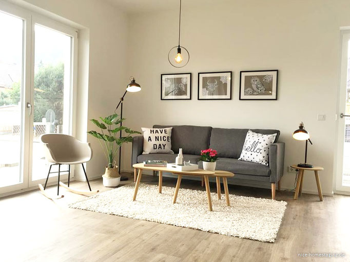 Home-Staging Musterwohnung Shop the Look Homestaging einfach machen