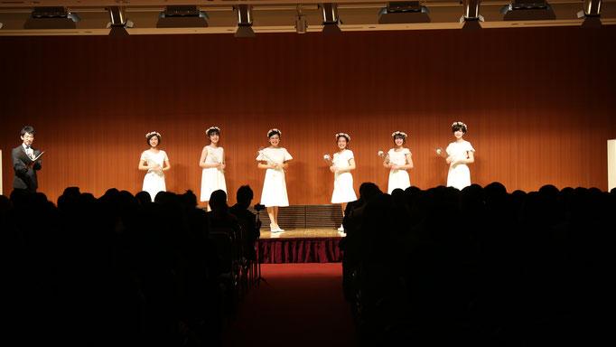 イベント当日は多くの観客が会場に集まった