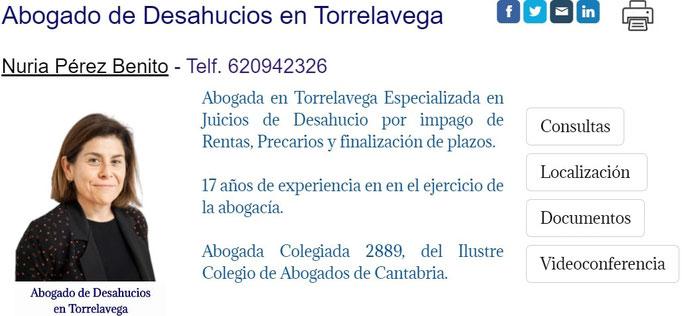 Abogado de Desahucios en Torrelavega