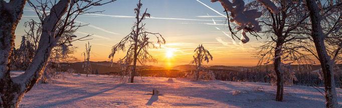 Winterstimmung in Winterberg