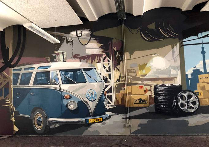 Graffiti büro berlin