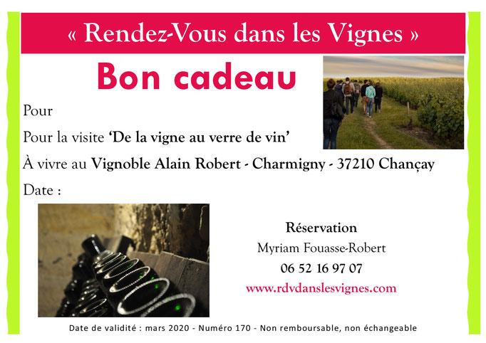Carte Cadeau Visite De Vignoble Degustation Vin