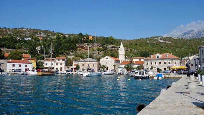 Kroatien Urlaub: Reisetipps kroatischen Küste, Campingplätze, Stellplätze