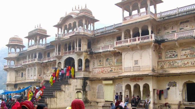 Indien Reise: Jaipur - Agra, Monkey Temple und Fatehpur Sikri