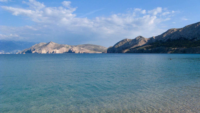 Kroatien Urlaub: Insel Krk Reise Tipps.