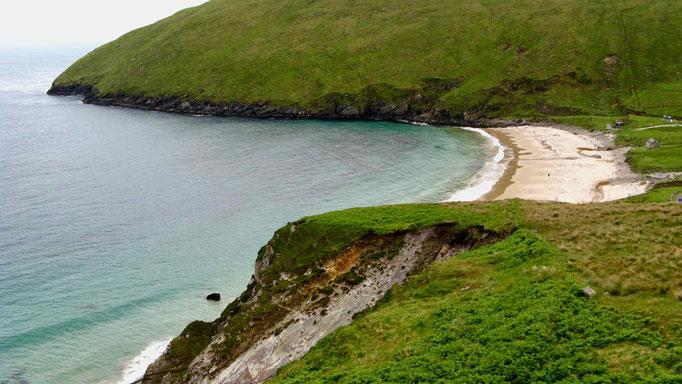 Reiseberichte Irland: Achill Island. Wandern, Sehenswürdigkeiten. Insidertipp. #irlandreise