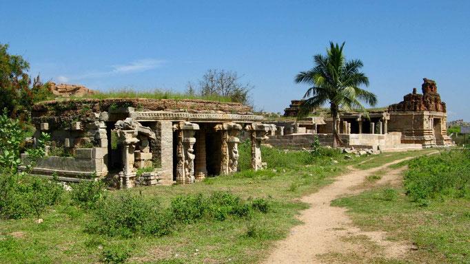 Indien Reise: Reisebericht zu Hampi, Karnataka