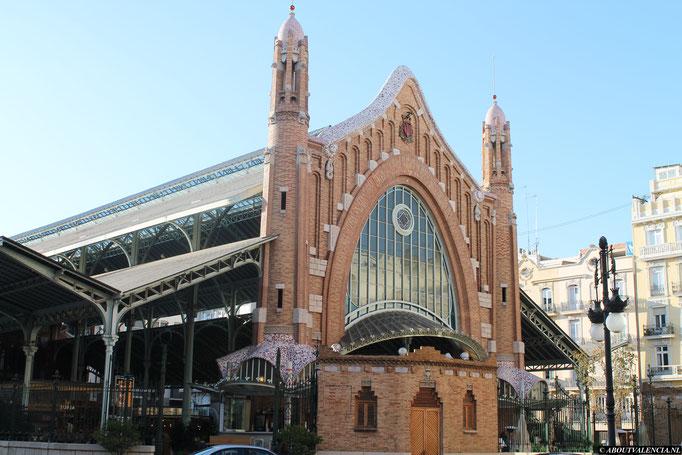 Mercado Colon Valencia Markt