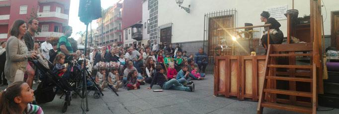 "Festival Mueca 2016, ""DiscoMaría"""