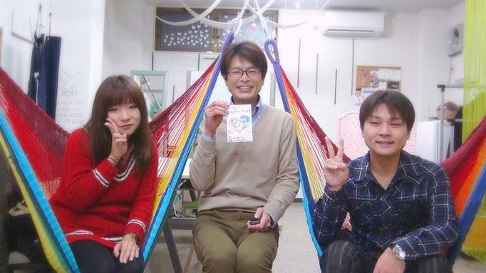 東京在住広幸様・さくら様の手作り結婚指輪