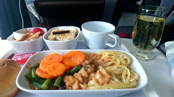 Lufthansa Premium Economy Essen