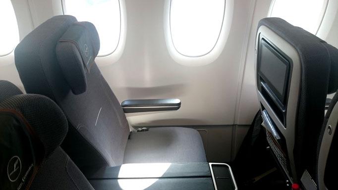 Lufthansa Premium Economy Plätze
