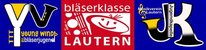 Musikverein Lautern, Jugend Logos