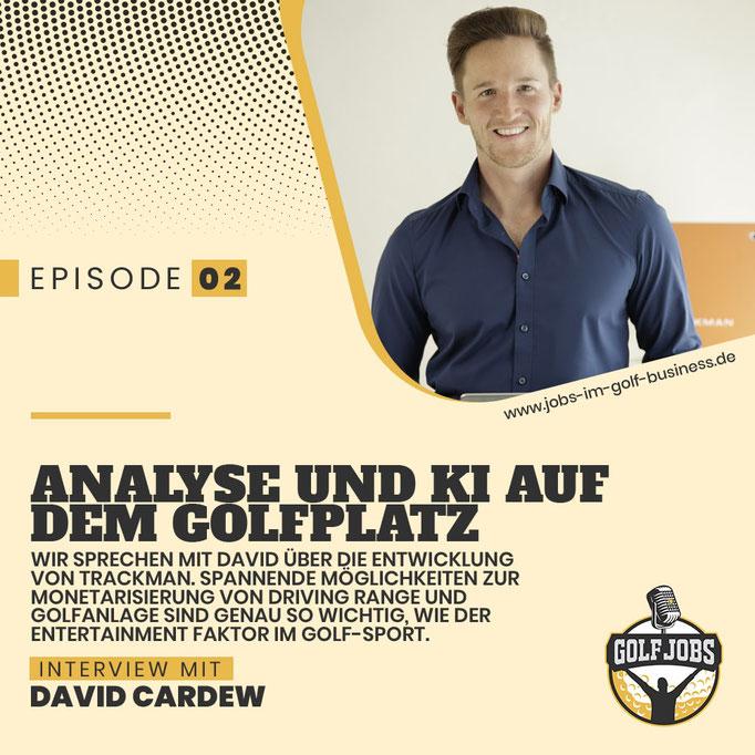 Interview mit David Cardew von Trackman