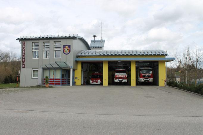 Feuerwehr Haus Ottnang