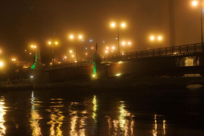 撮影中にラッキーにも、霧がサワサワーっと立ちこめてきて、超幻想的に!