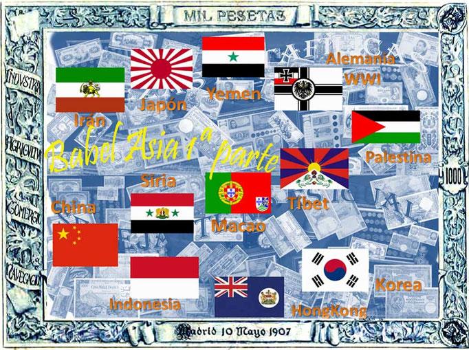 Babel Asia primera parte