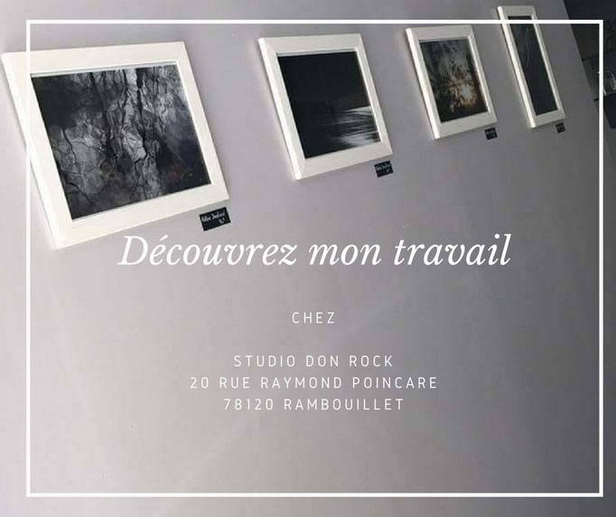 Exposition photo nature au studio Don Rock 20 rue Raymond Poincaré 78120 Rambouillet