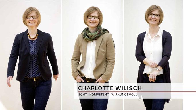 Charlotte Wilisch - Nonverbales Selbstmarketing für Frauen beruflich und privat - Vorträge | Seminare | Beratung