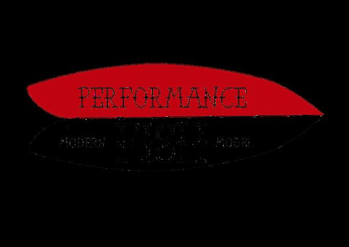 """""""PERFORMANCE FISH""""モデルマークはレッド&ブラックの他にブラックとホワイトがあります。"""