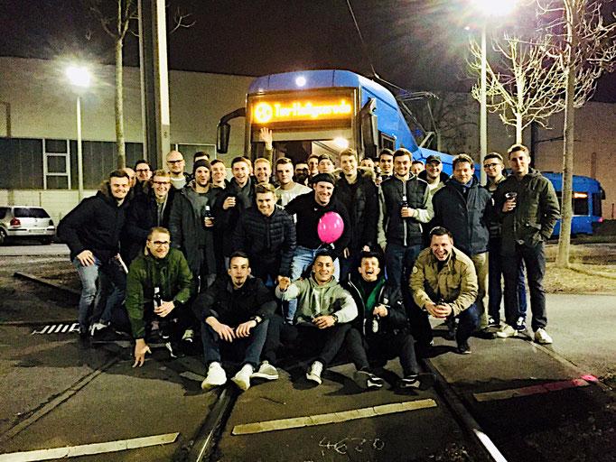 TSV Heiligenrode Fussball Party Mannschaftsabend