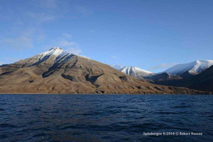 Diabasodden / Isfjorden - Svalbard 9/2014 © Robert Hansen