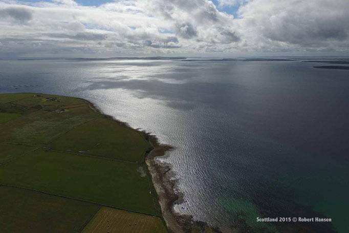 Die Inselwelt von Scapa Flow © Robert Hansen