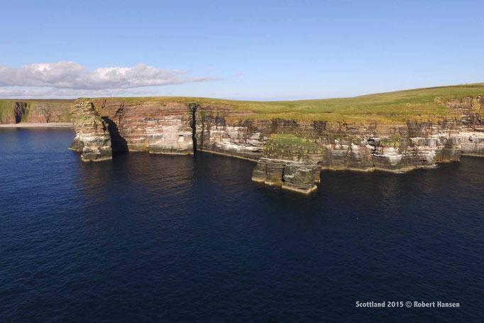 Die Küste im höchsten Norden Schottlands © Robert Hansen