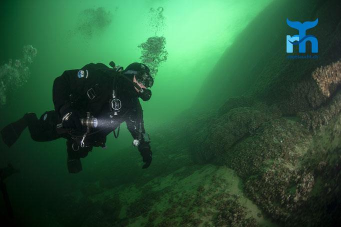 Gute Grünwassersicht © Robert Hansen
