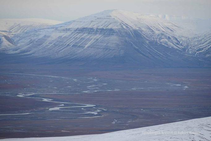 Sassendalen - Svalbard 9/2014 © Robert Hansen