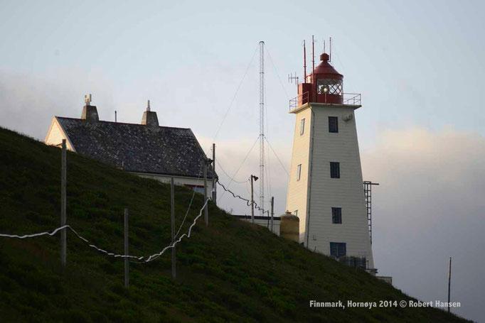 Hornøya Fyr, Hornøya Lighthouse, Leuchtturm Hornøya - Hornøya 2014 © Robert Hansen
