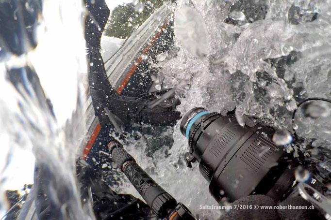 Zwischen Luft und Wasser © Robert Hansen