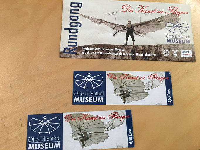 Wir besuchen die interessante Ausstellung
