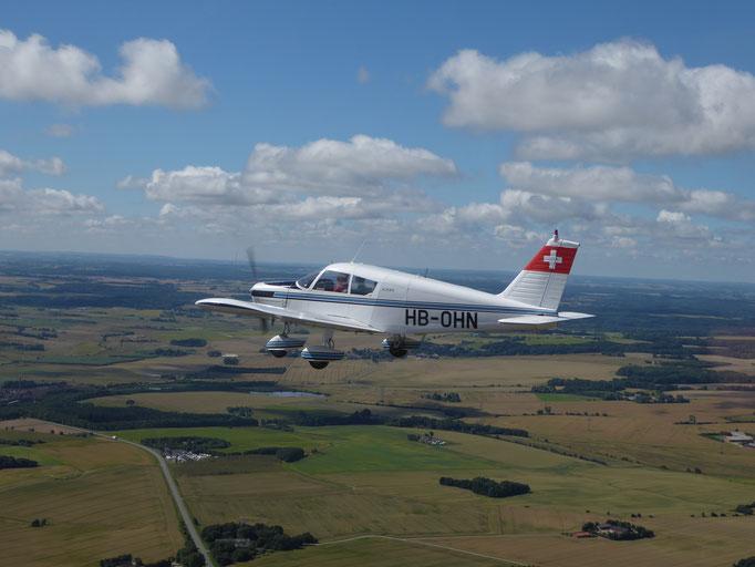 Oldtimer Piper PA-28