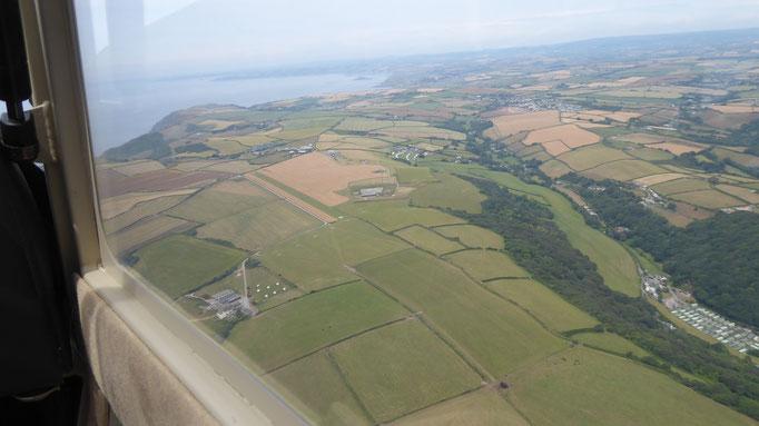 Farm strip Saltcombe / Bolt Head