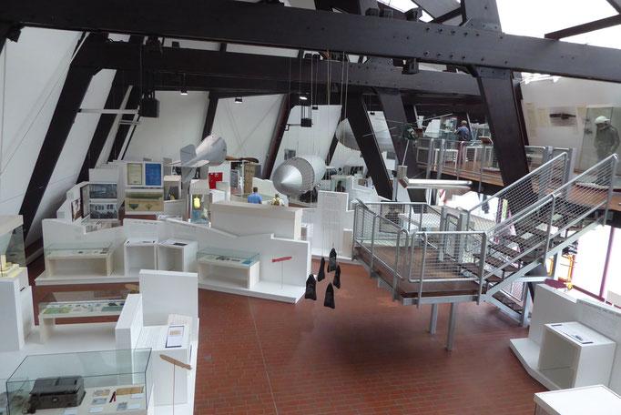 Übersicht Zeppelinhalle