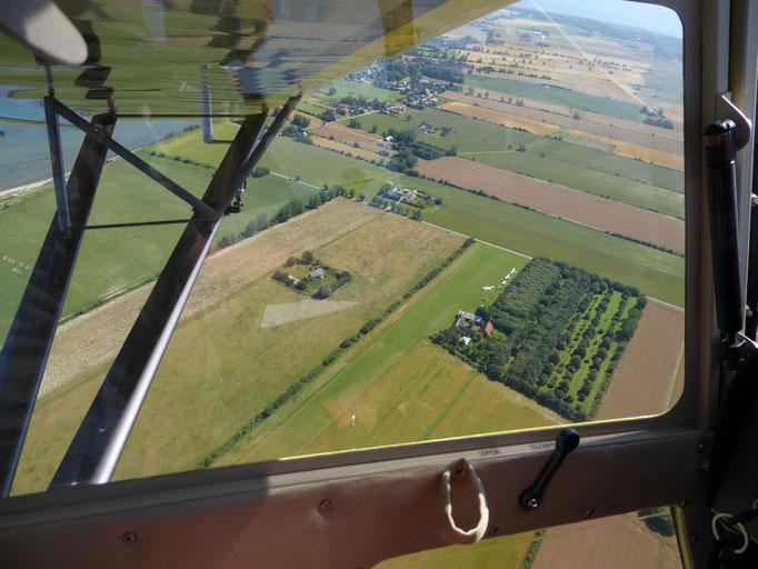 Flugplatz Endelave