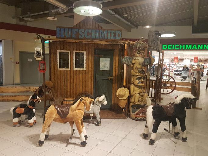 Pferde auf Rollen mieten